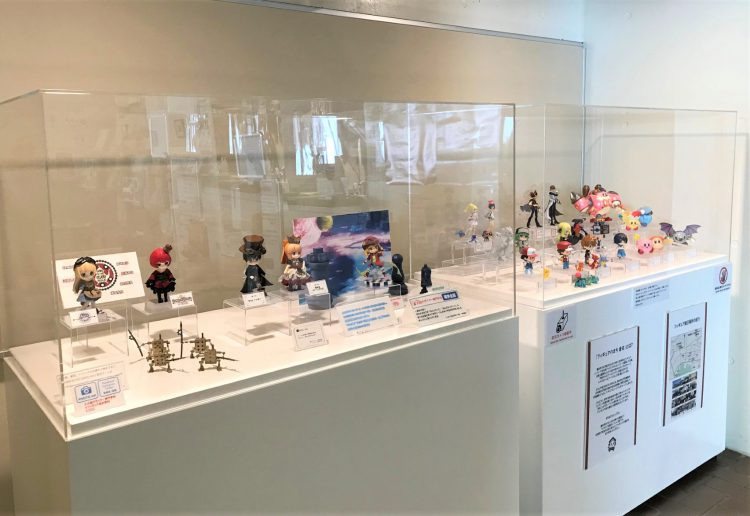 フィギュア展示コーナー-750x516 地域の見どころリレー:倉吉博物館