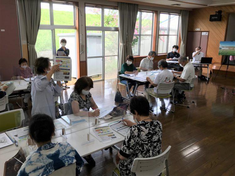meirin_3-750x562 県民みんなと対話ログ:明倫コミュニティセンター地域活性化講座(2021.9.11)での出前説明会-美術館計画概要について-